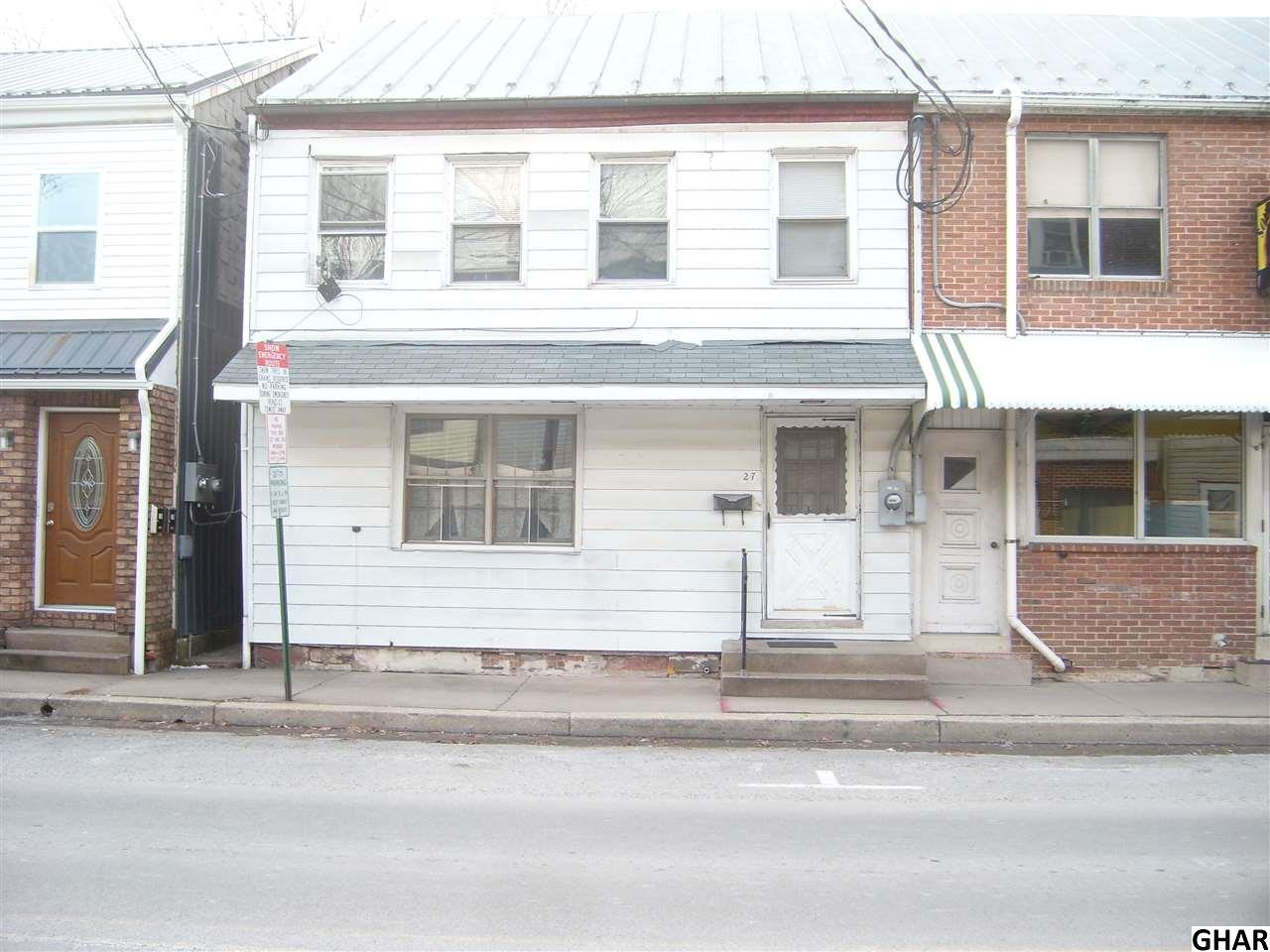 Photo of 27 S Market St  Duncannon  PA