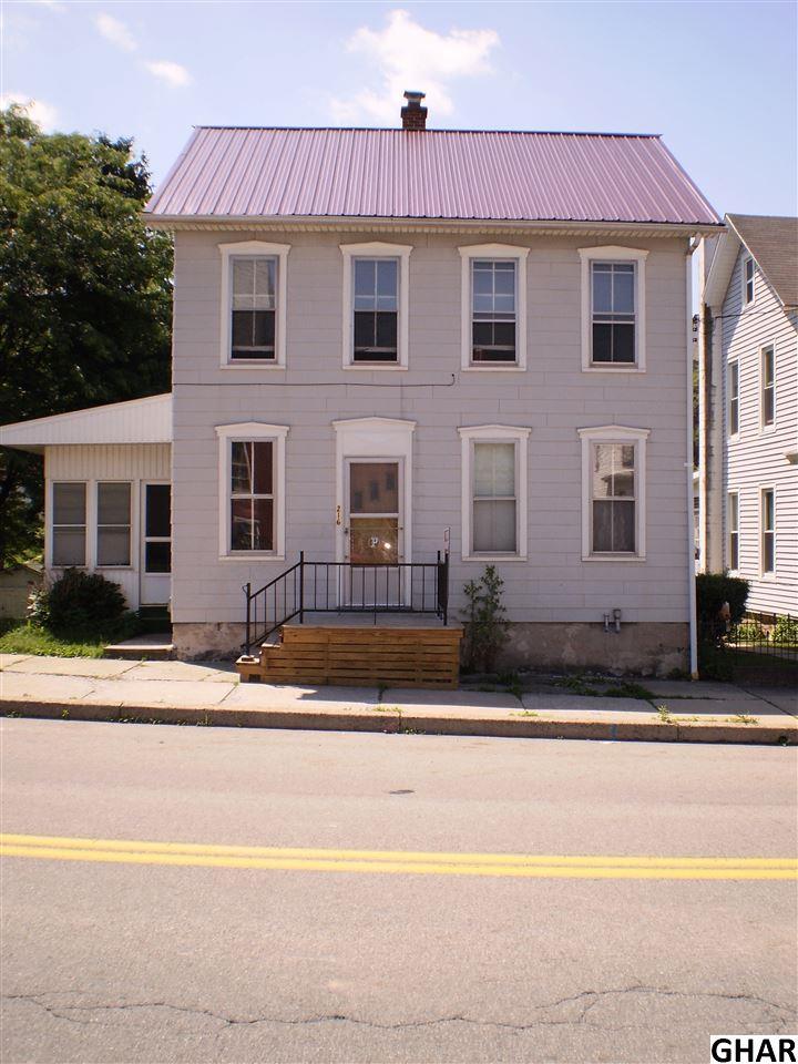 Photo of 216 W MAIN  Elizabethville  PA