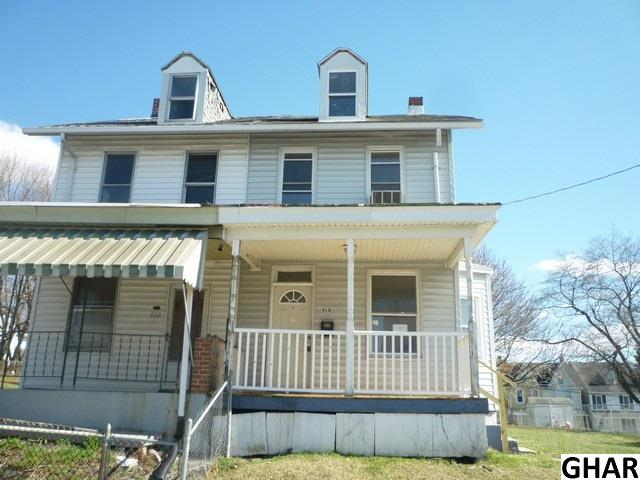 Photo of 418  Lincoln Street  Steelton  PA