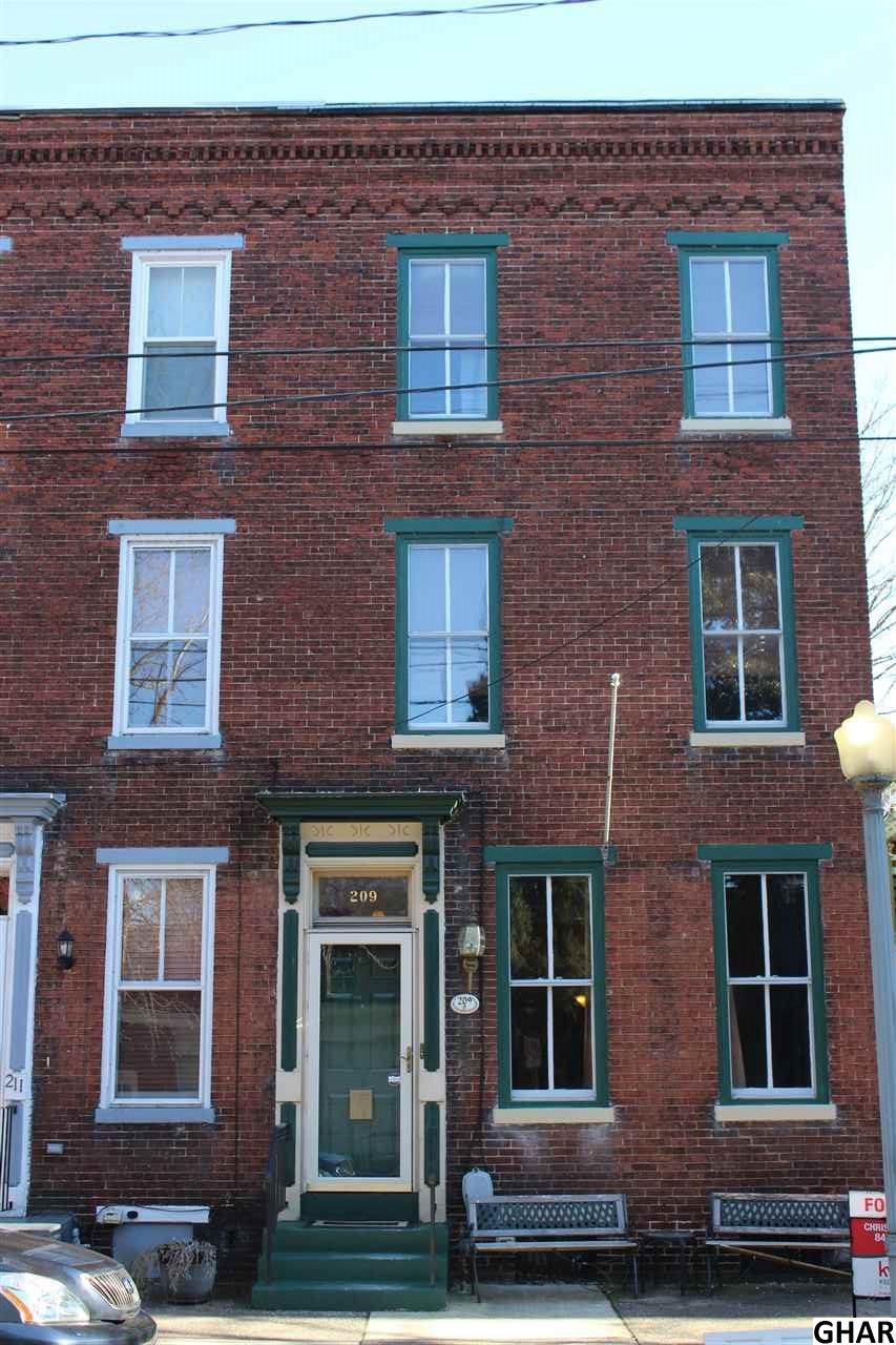 Photo of 209  Boas Street  Harrisburg  PA