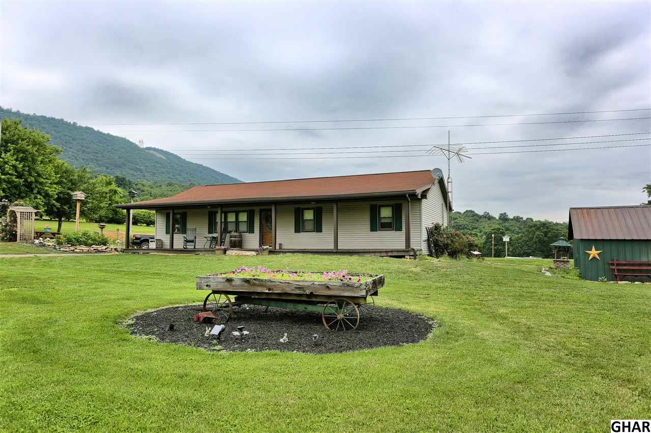 Photo of 10283  Black Log Rd  Honey Grove  PA
