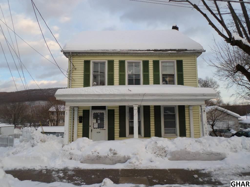 Photo of 630 N High St  Duncannon  PA