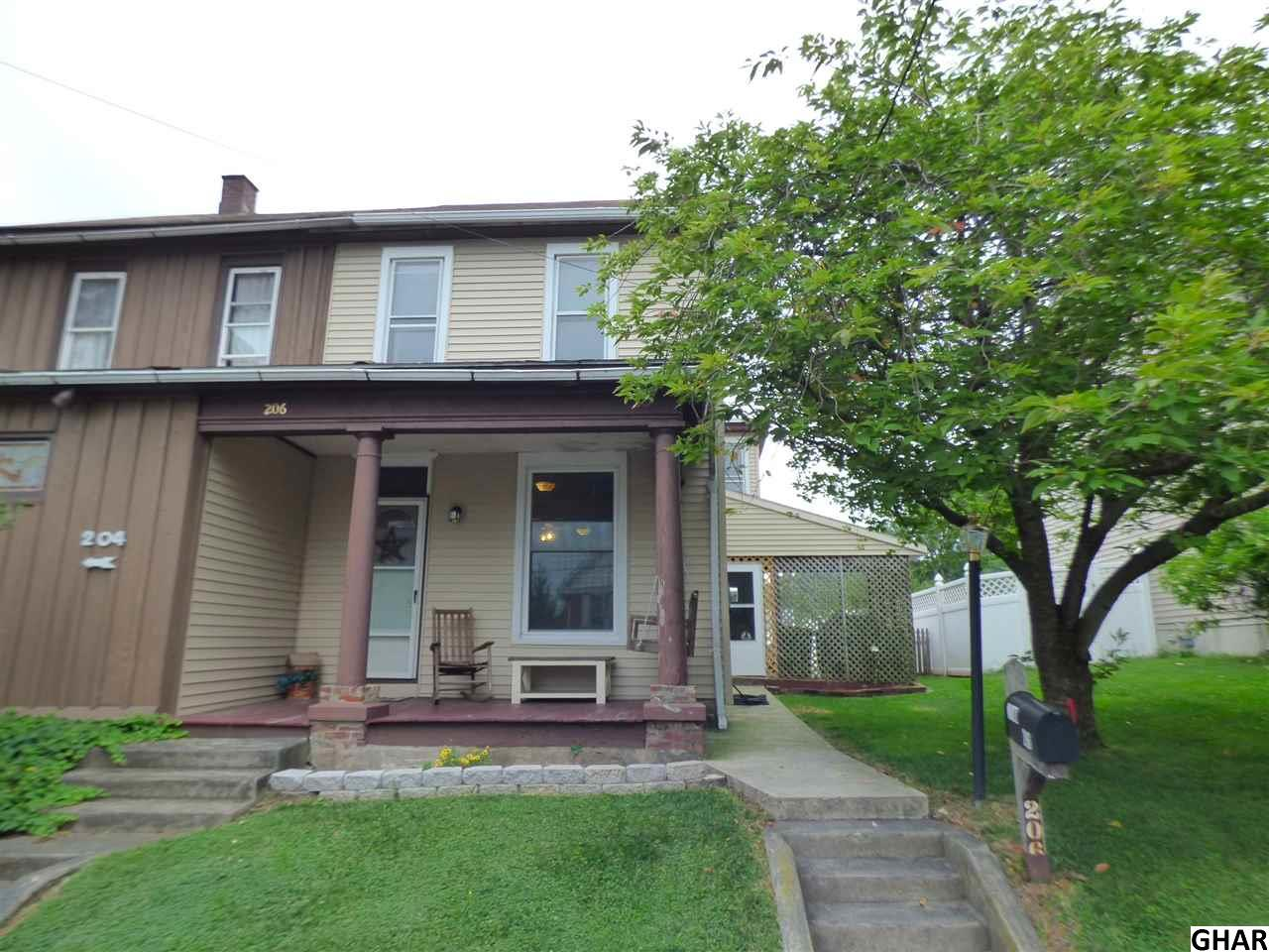 Photo of 206 N Poplar Street  Elizabethtown  PA