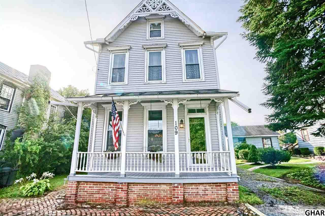 Photo of 109 W MCCLURE ST  New Bloomfield  PA