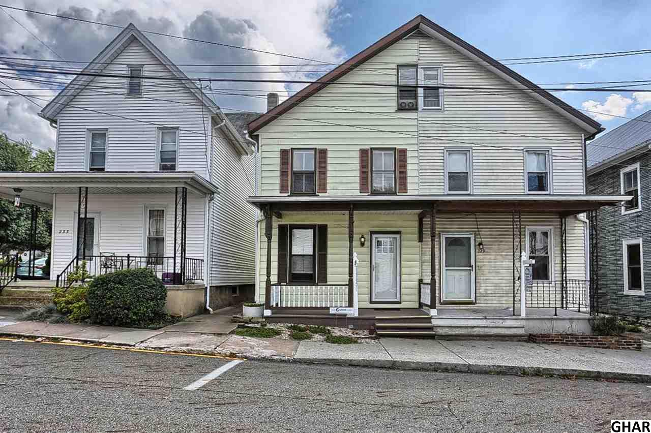 Photo of 231  ARMSTRONG ST  Halifax  PA