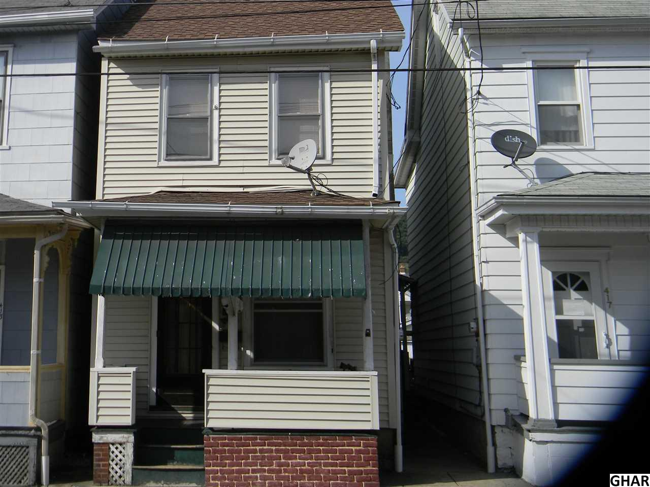Photo of 415 S 2nd Street  Lykens  PA