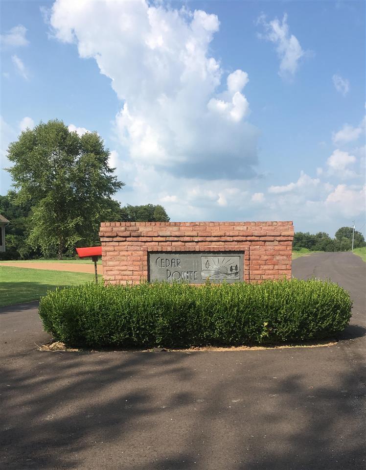 Cedar Pointe Lot 20  Morningview Drive Friendship, TN 38034