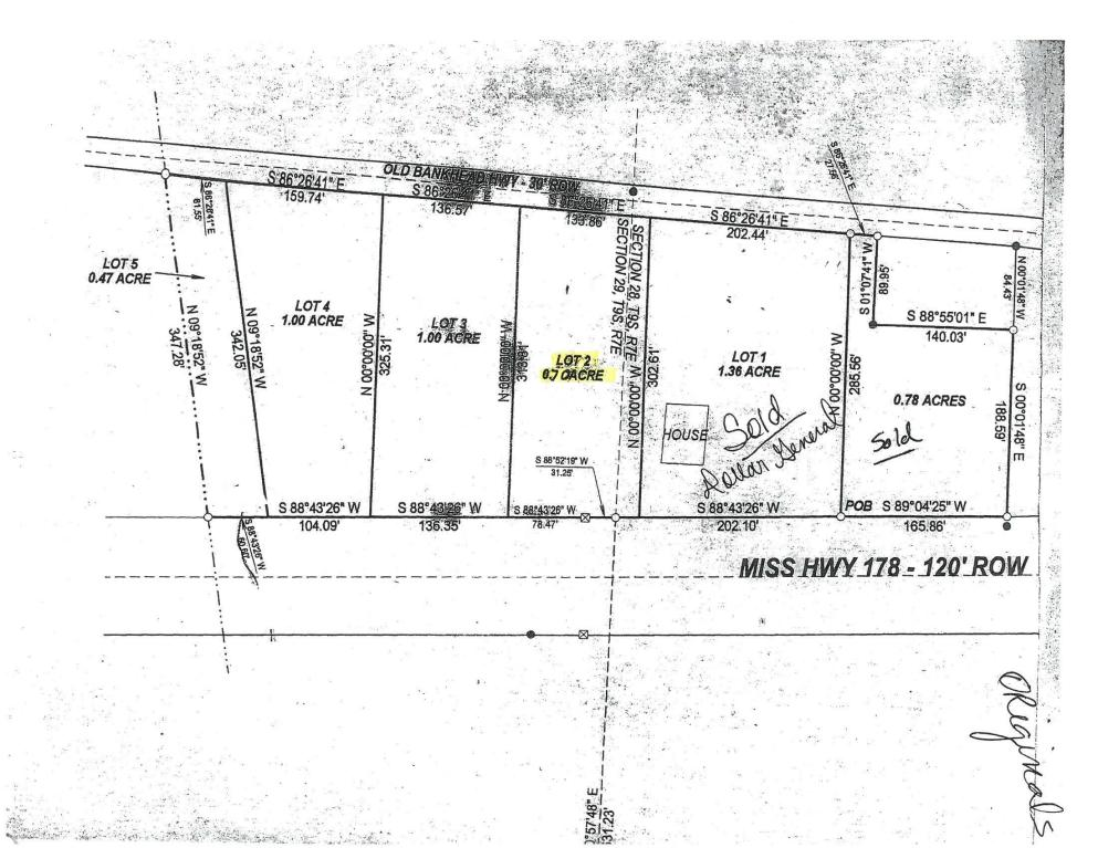 Lots and Land - Mooreville, MS (photo 1)