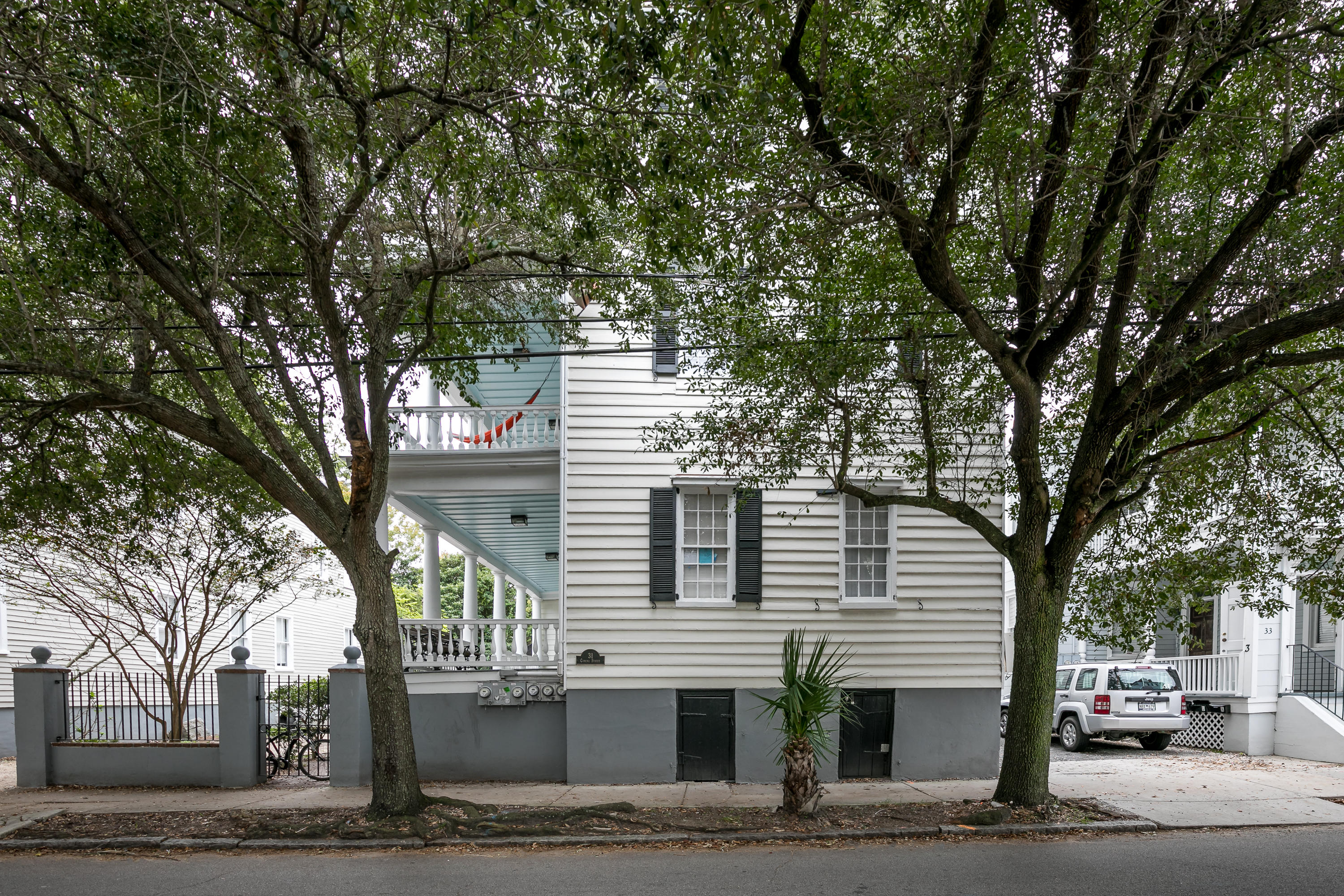 31 Coming Street, Charleston, South Carolina
