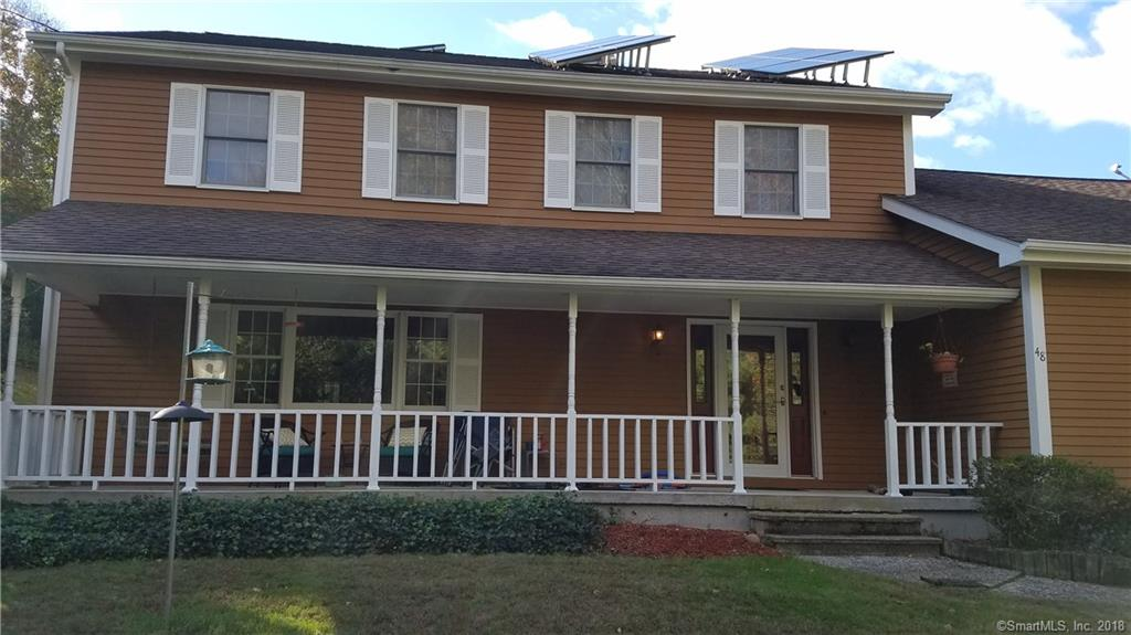 48 Oakwood Lane Columbia, CT 06237