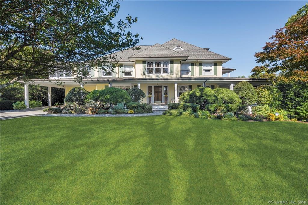 16 Ledge Road Greenwich, CT 06870