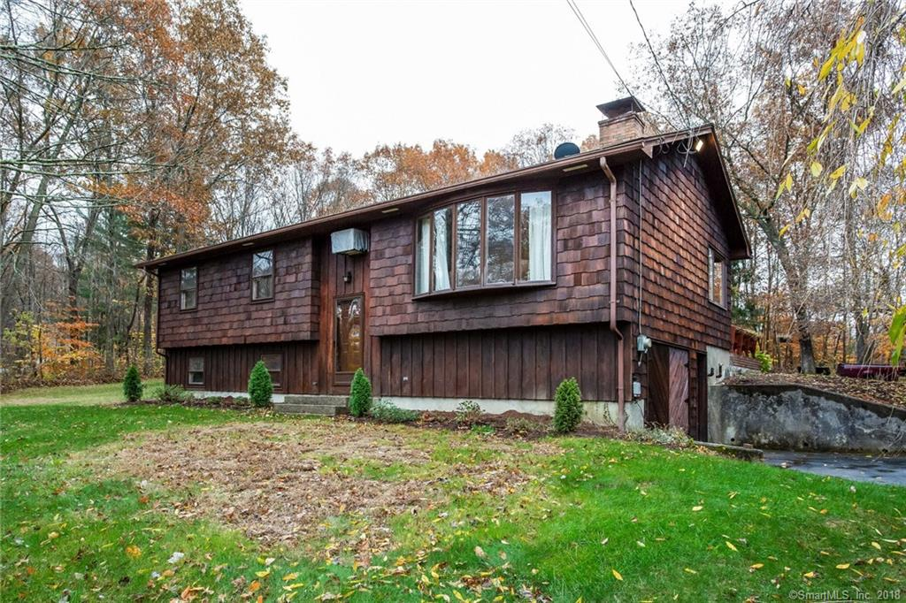 124 Shoddy Mill Road Andover, CT 06232