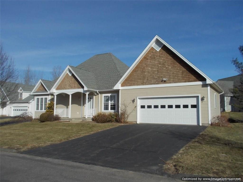 138 Thistle Pond Drive Bloomfield, CT 06002
