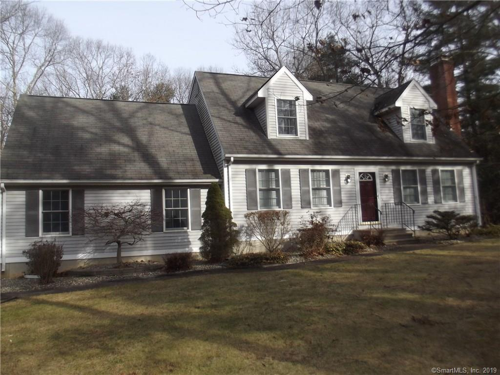 56 Pine Knoll Road Coventry, CT 06238