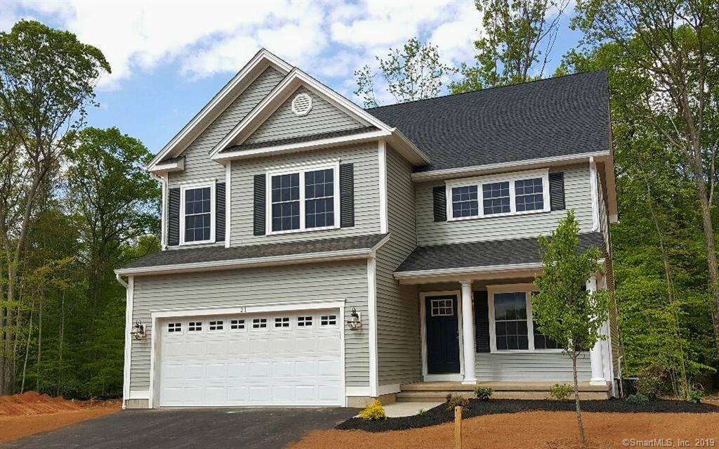 9 Magnolia Way, Southington, Connecticut