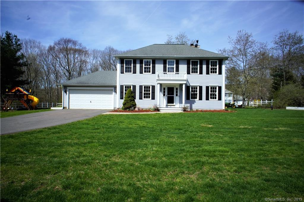 28 Old Coventry Road Andover, CT 06232