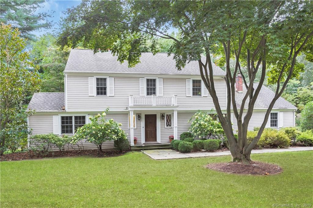 7 Queens Lane 06820 - One of Darien Homes for Sale