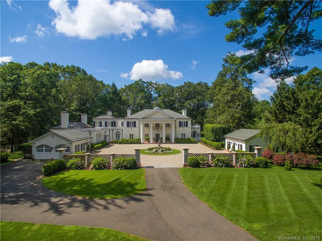 99 Huckleberry Hill Road, one of homes for sale in New Canaan