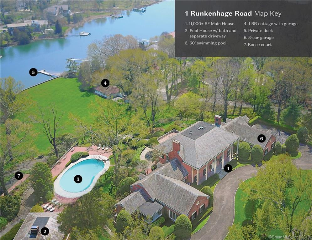1 Runkenhage Road, one of homes for sale in Darien