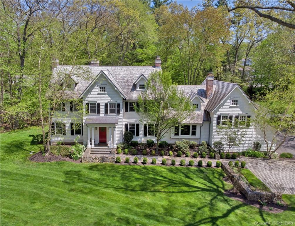 57 Rilling Ridge 06840 - One of New Canaan Homes for Sale