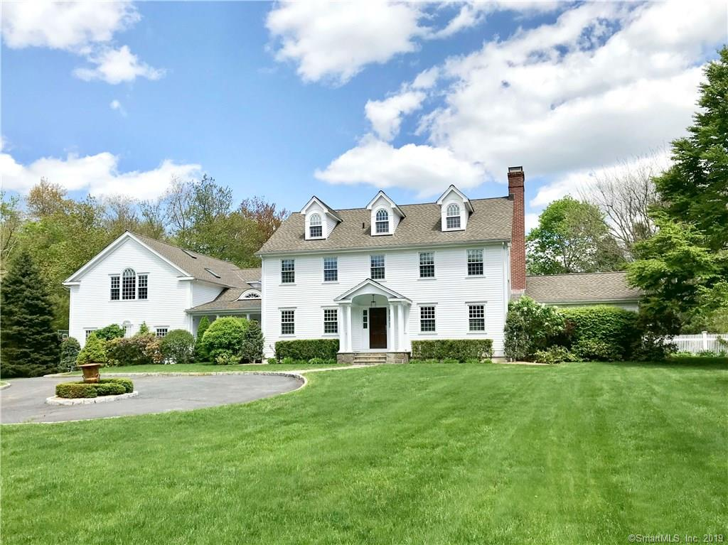 38 Norfield Woods Road, Weston, Connecticut
