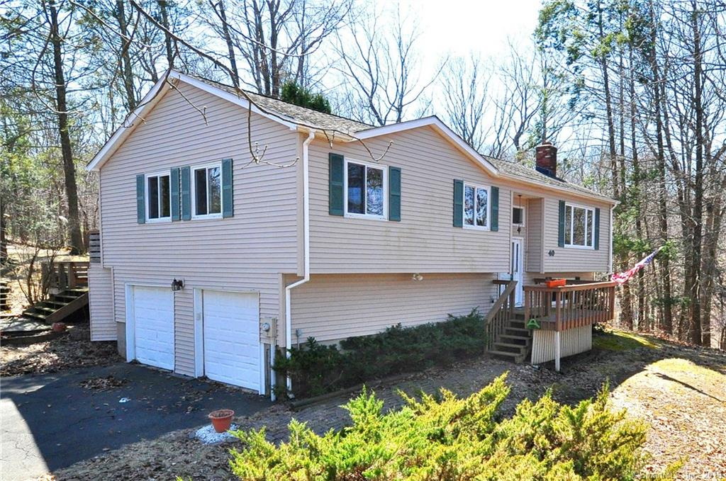 40 Ward Drive South, Danbury in Fairfield County, CT 06810 Home for Sale