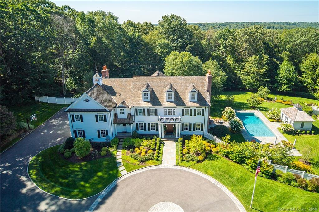 163 Woodridge Circle,New Canaan  CT