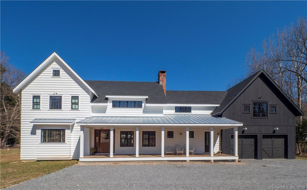 17 Davis Hill Road, Weston, Connecticut