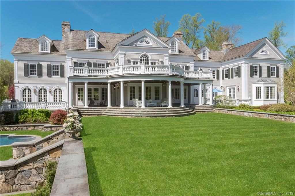 727 Oenoke Ridge, New Canaan, Connecticut
