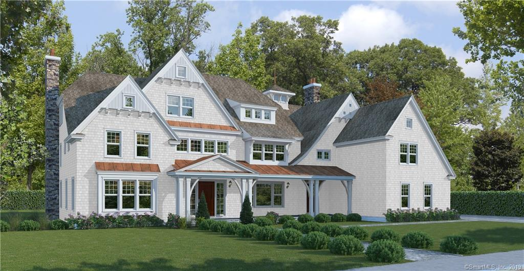 729 Smith Ridge Road, one of homes for sale in New Canaan