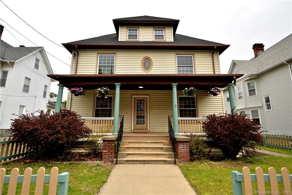 8 William Street Ansonia, CT 06401