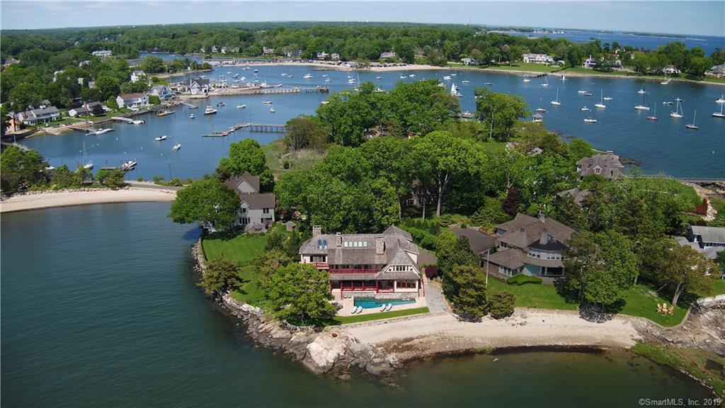 8 Pratt Island, one of homes for sale in Darien