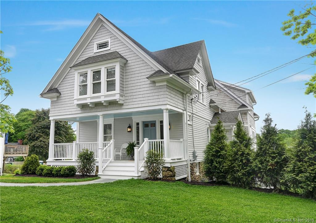 173 High Ridge Avenue, Ridgefield, Connecticut
