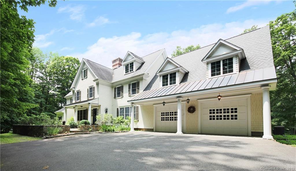 91 Golf Lane, Ridgefield, Connecticut