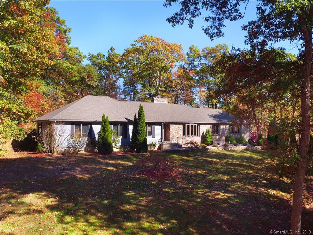 155 High Ridge Drive, one of homes for sale in Tolland