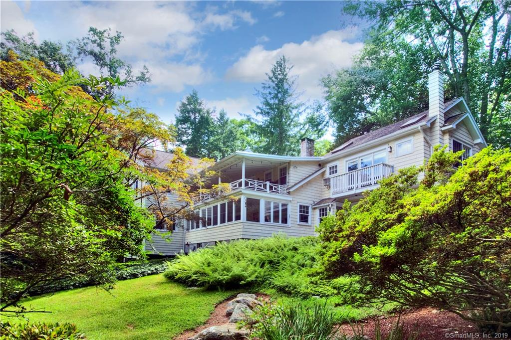 1006 Silvermine Road, New Canaan, Connecticut