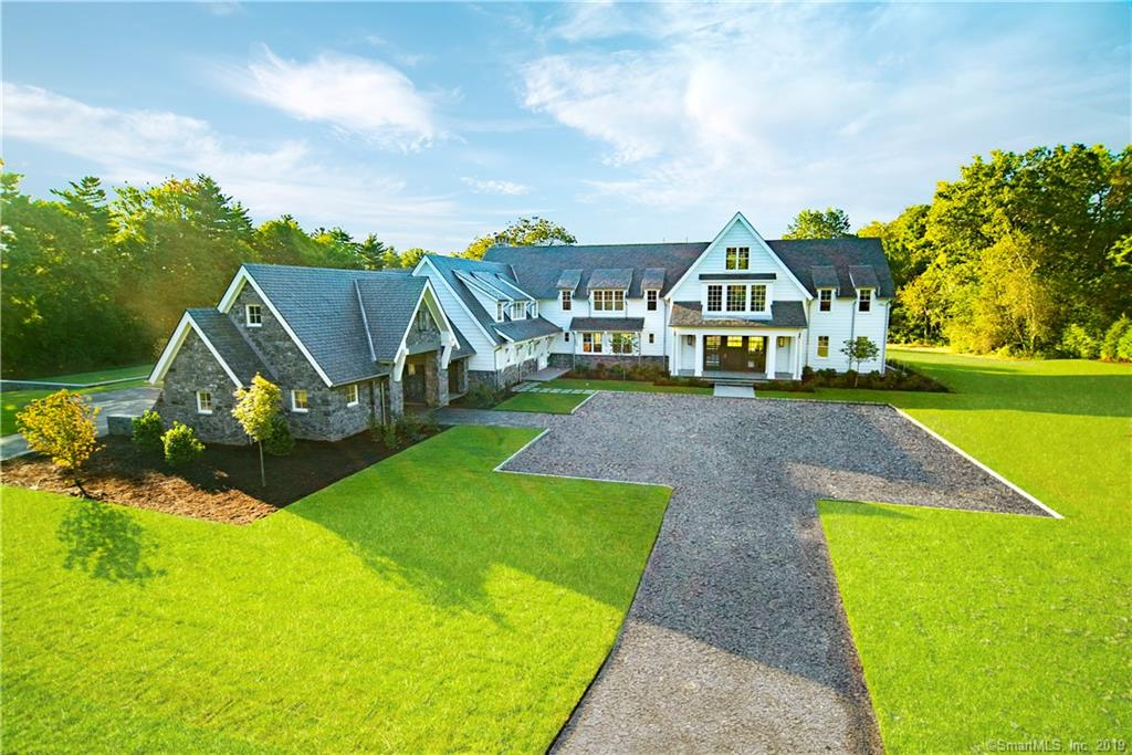 2 Wing Road, one of homes for sale in New Canaan