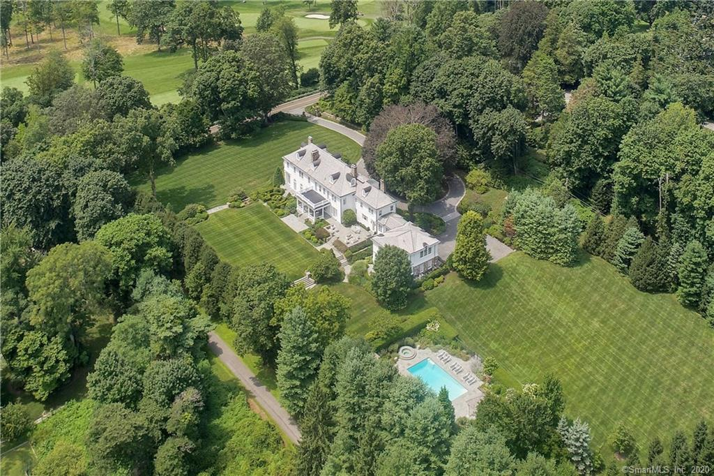 561 Smith Ridge Road, New Canaan, Connecticut