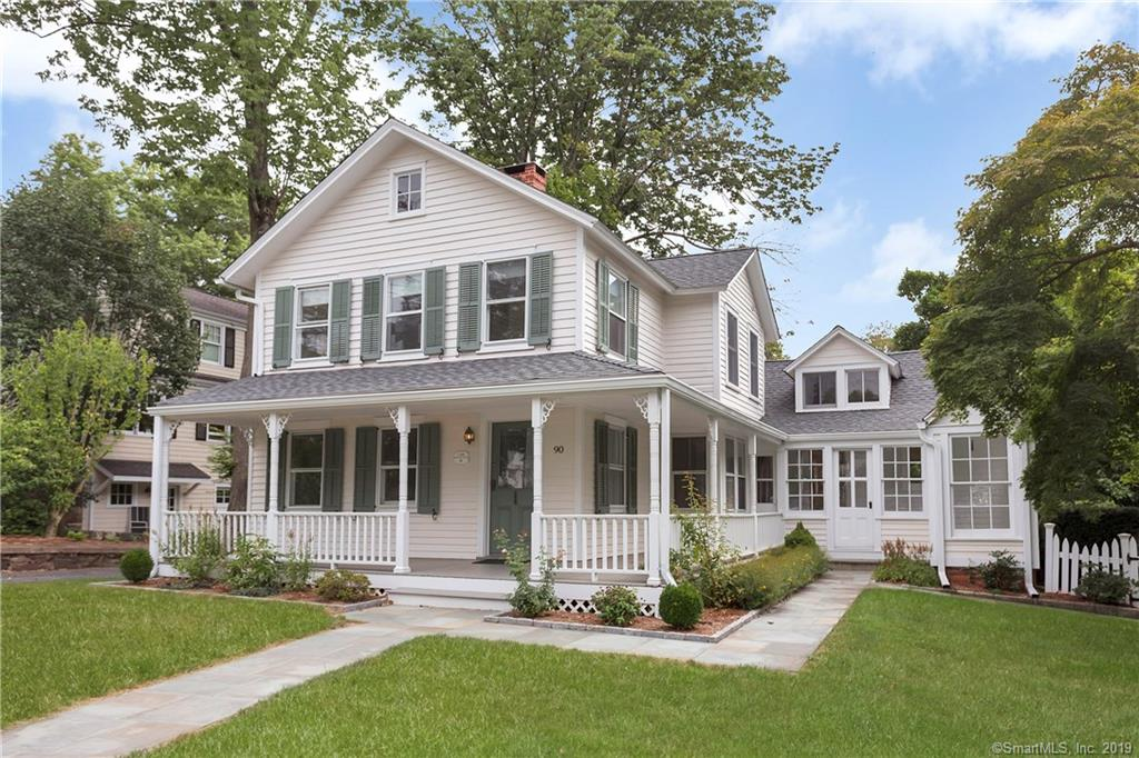 90 Leroy Avenue 06820 - One of Darien Homes for Sale