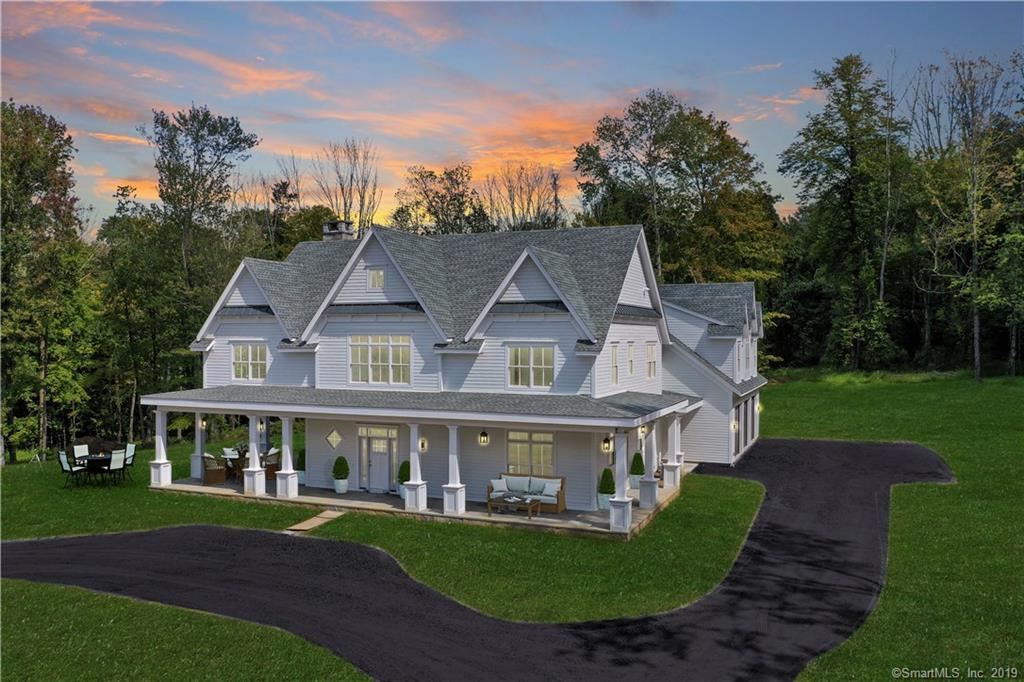 222 Spring Valley Road, Ridgefield, Connecticut