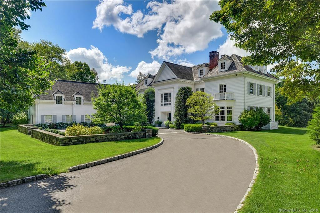 348 Canoe Hill Road, New Canaan, Connecticut