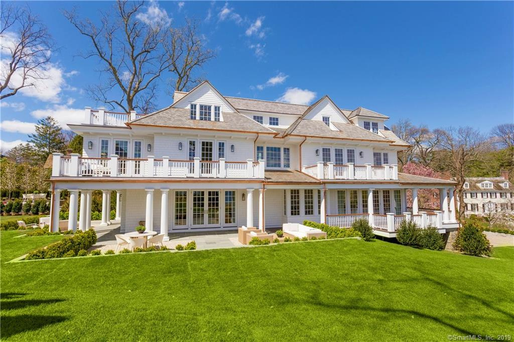 66 Glenwood Drive, Greenwich, Connecticut