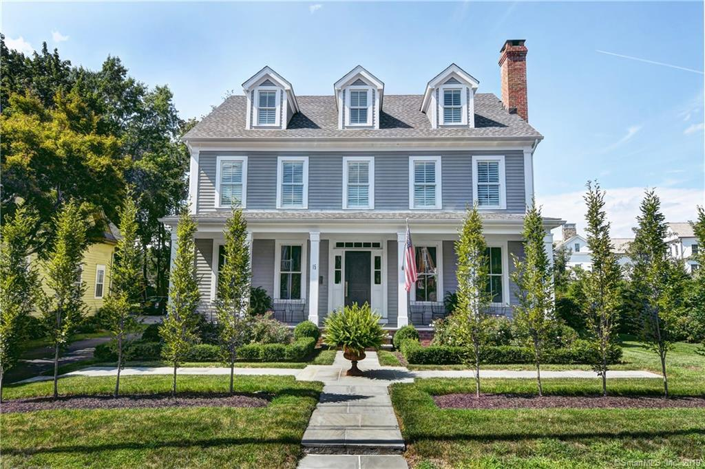 15 Richmond Hill Road 06840 - One of New Canaan Homes for Sale