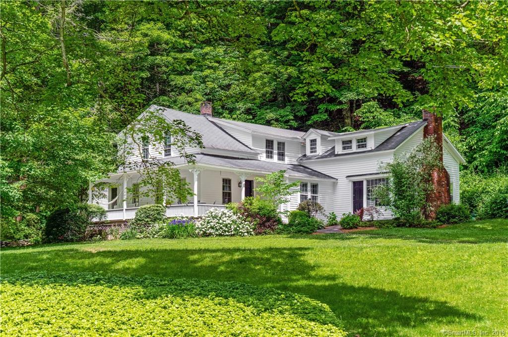 35 Old Mill Road, New Milford, Connecticut