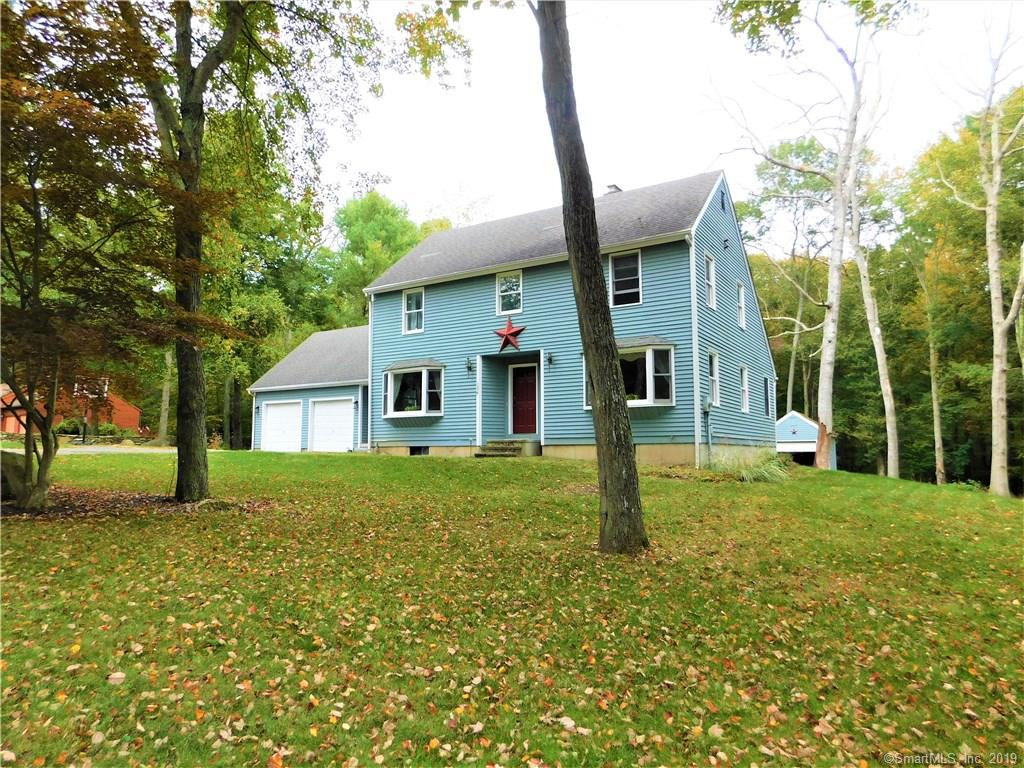136 Kate Lane, one of homes for sale in Tolland
