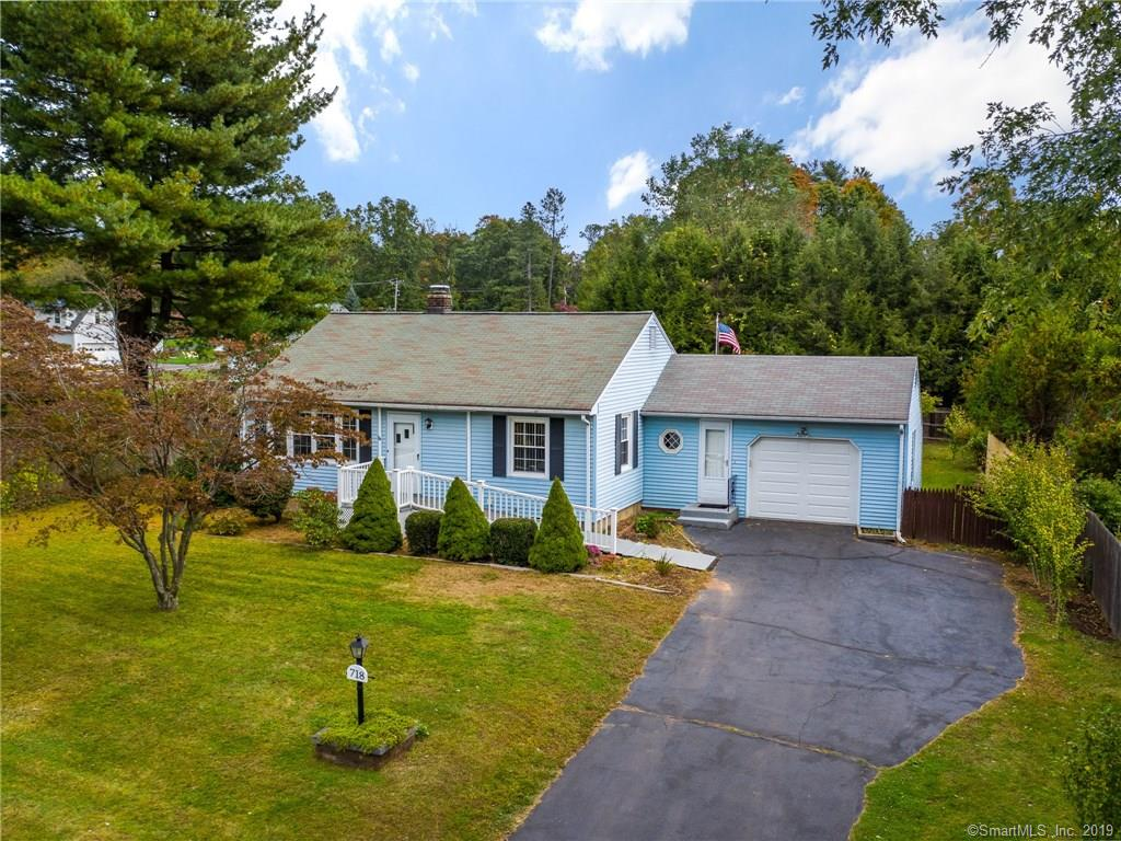 718 West Main Street, Cheshire in New Haven County, CT 06410 Home for Sale