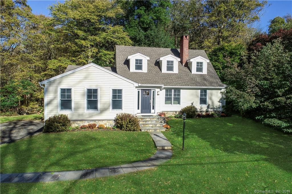 76 Blackman Road, Ridgefield, Connecticut
