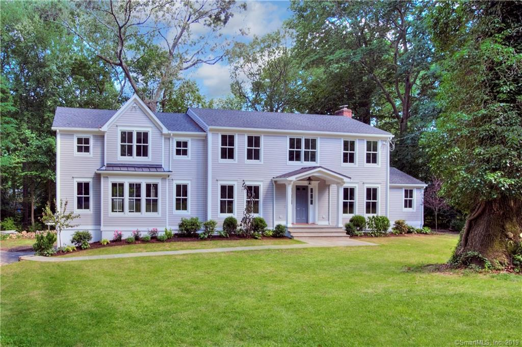 48 Silver Ridge Road, New Canaan, Connecticut