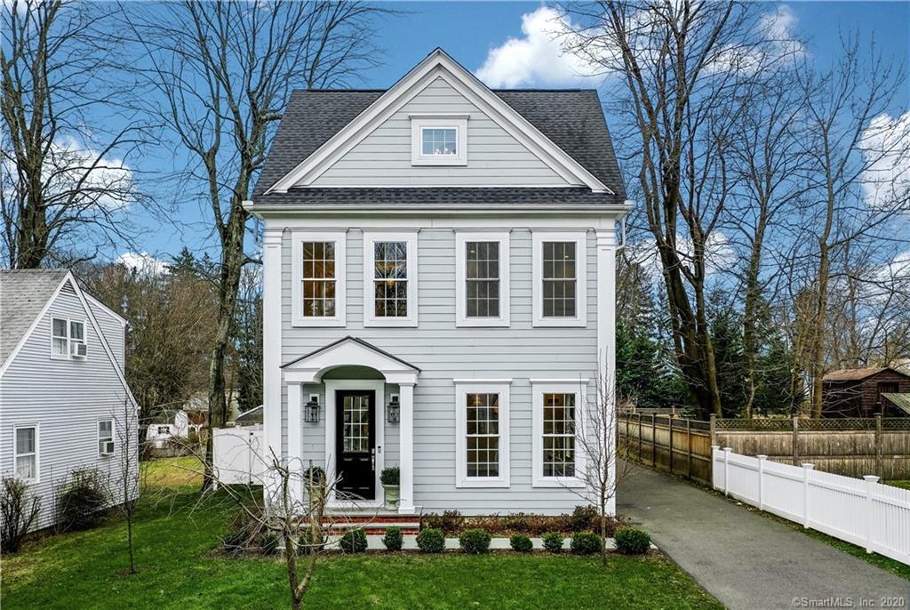23 Chestnut Street, Darien, Connecticut