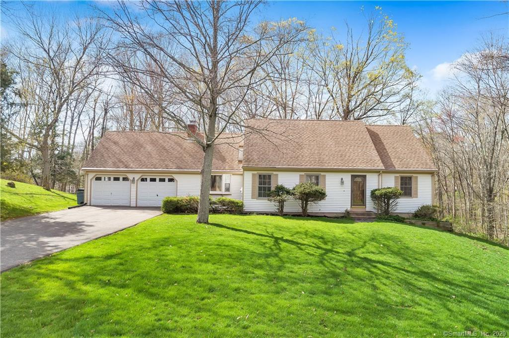 447 Wood Hill Road, Cheshire in New Haven County, CT 06410 Home for Sale